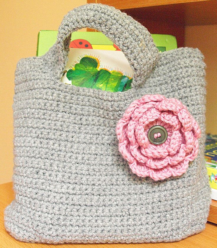 Hand bag for a little girl