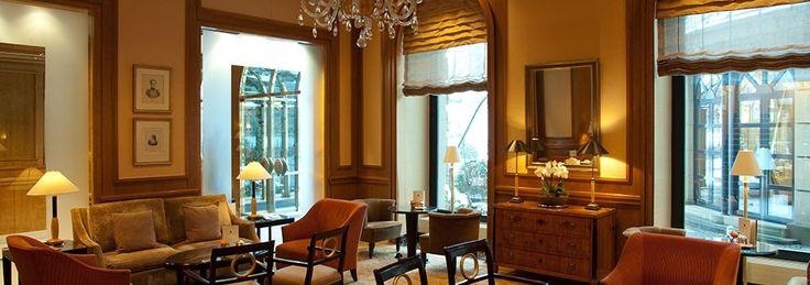 The luxury hotel in Wiesbaden - Hotel Nassauer Hof
