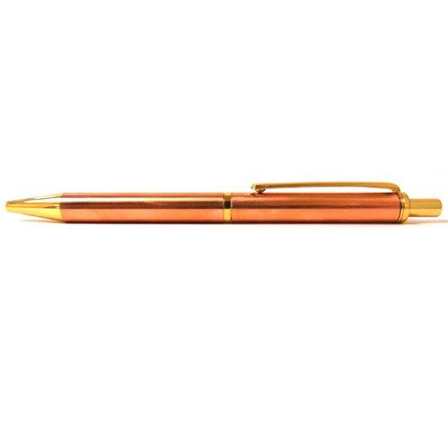 Admiral's Copper Pen by Jacob Bromwell, Inc Majestic, elegant, and guaranteed for life, our pens are for those who pursue achievement and value classic American elegance.  Only 1 Left in Stock. $499.99 http://jacobbromwellcookware.blogspot.com/2013/08/how-to-choose-best-cookware.html