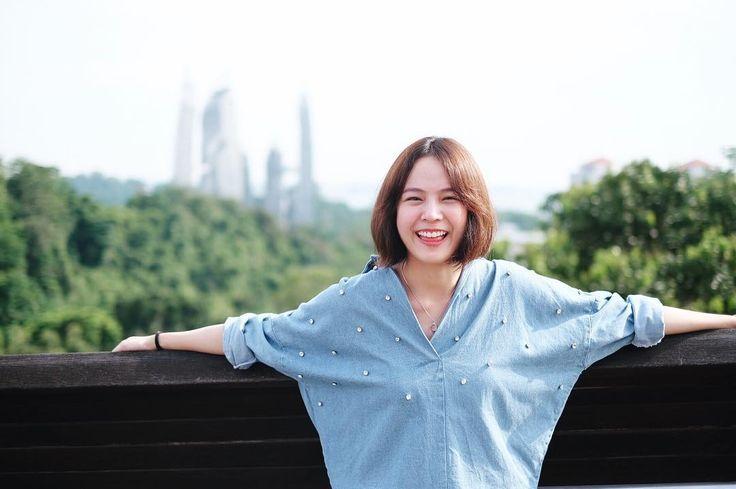 "44.6k Likes, 85 Comments - Pattie Ung Sira  (@pattieung) on Instagram: ""ยิ้มตาหยีมาส่งทุกคนให้หลับฝันดีแฮปปี้กระดี๊กระด๊าฮาน้ำหูน้ำตาไหลไปเลยนะค๊าาาา"""