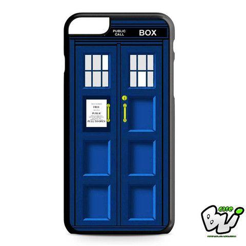 Tardis Box iPhone 6 Plus Case | iPhone 6S Plus Case