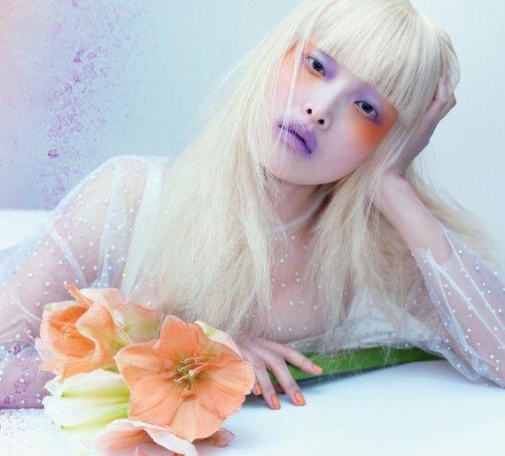 Sung Hee Kim by Hyea Won Kang for Vogue Korea February 2014
