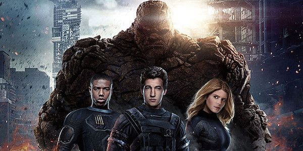 Guardians Of The Galaxy: James Gunn Wants Two Fantastic Four Characters In The Franchise