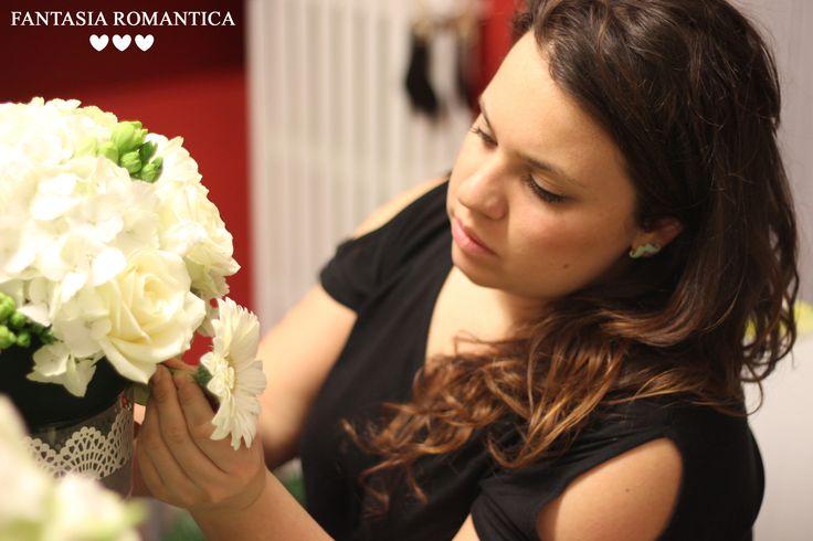 Fantasia Romantica by Francesca Peruzzini for Anniversario di Matrimonio 25° Nozze d'argento ♥ Events in Florence, Italy Silver love