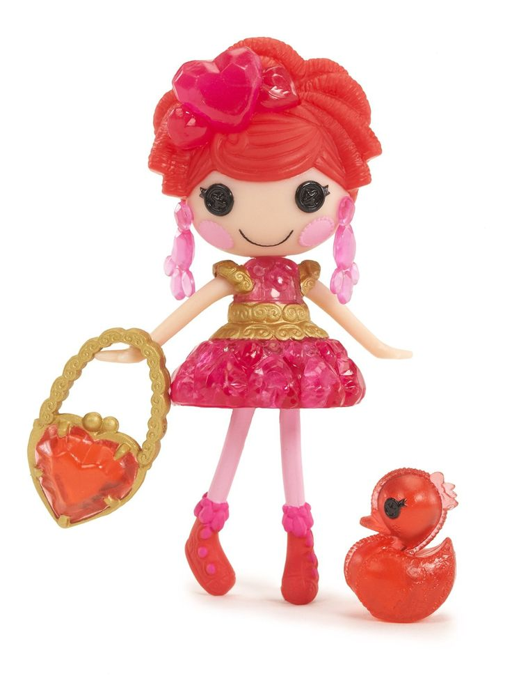 AmazonSmile: Mini Lalaloopsy Doll- Dazzle 'N' Gleam: Toys & Games