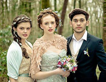 Ancient Irish Wedding Superstitions & Customs