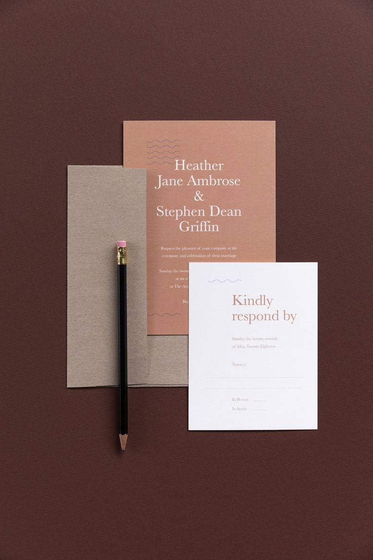 Timeless Wedding Invitations from @artifactuprsng.