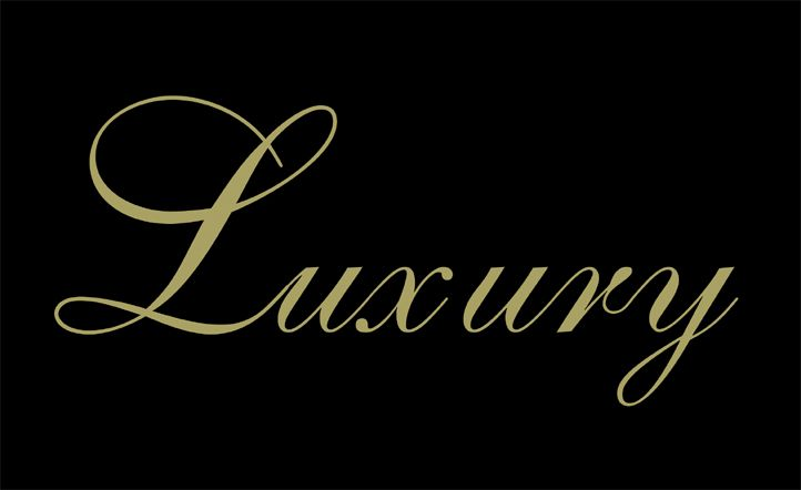 lux - u - ry (luhg-zhuh-ree) noun [from Latin, luxus and its derivative luxuria, excess, indulgence]   1. The habitual enjoyment of or indulgence in the best and most costly things.   2. An inessential and desirable item that is expensive or difficult to obtain.