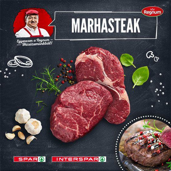 """A steak pácolásában minden kreativitásodat ki tudod élni. Hidd el, meghálálja! És még egy jó receptünk is van: http://www.spar.hu/hu_HU/spar_chef/receptek/foetel/pacolt_steak.html"""""""