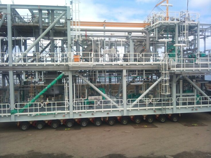 Water desalination plant due to go to the Shetland Isles.