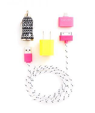 Ban.do Power Trip / Yellow/Frills/Neon Pink