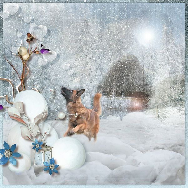 Scrapkit FrozenChristmas by MariScrap http://bit.ly/1NMpLxF Photos by kpmelly