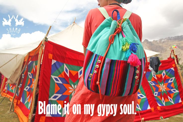 Blame it on my gypsy soul // shamo adventures in Moonland // 2015