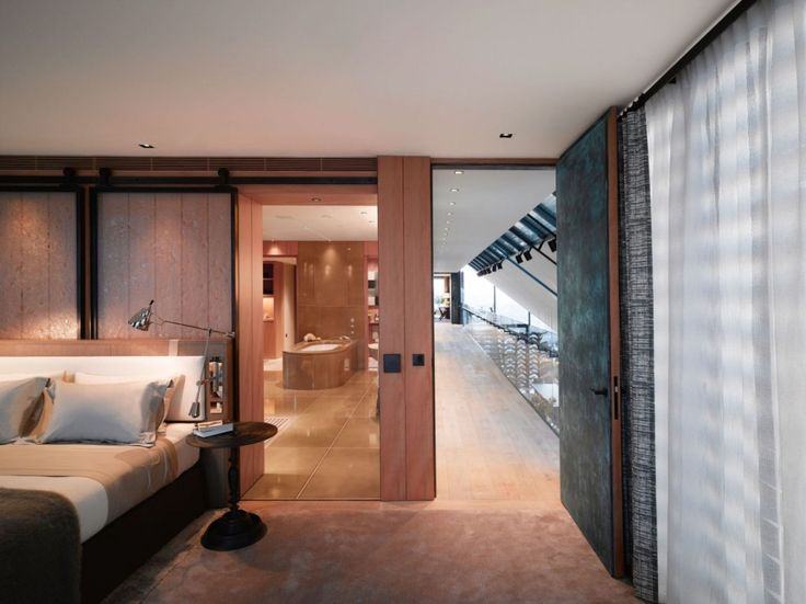 Neo Bankside Penthouse Bedroom