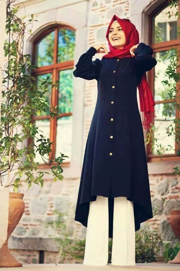 Hijab and abayas is modest Islamic clothing staple attire of women wardrobes either tradition of tre