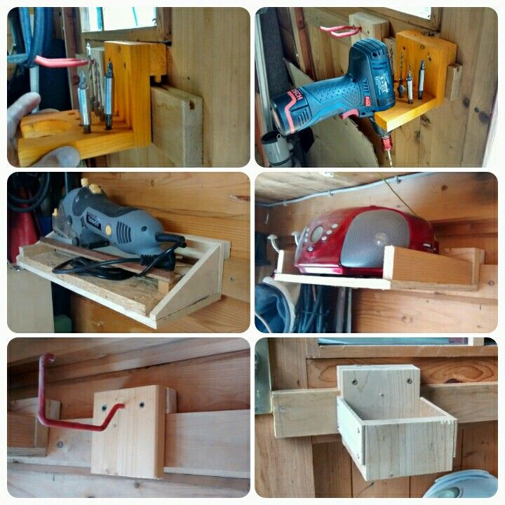 96 best french cleat storage images on pinterest garage for Craft wall storage system