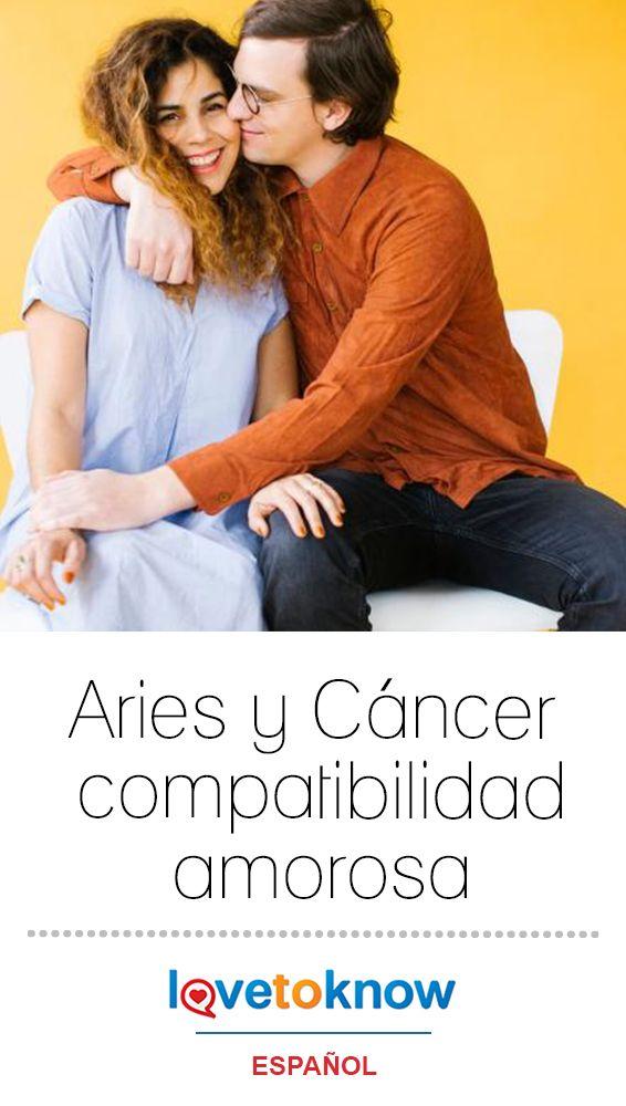 Aries Y Cáncer Compatibilidad Amorosa Lovetoknow Aries Compatibilidad De Aries Signos Astrológicos