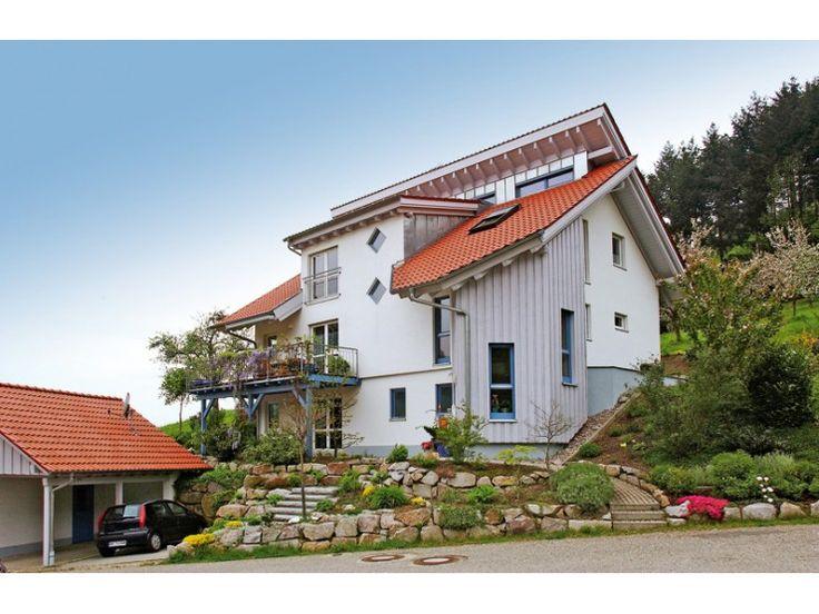 Einfamilienhaus modern pultdach  Natur 141 - #Einfamilienhaus von Frammelsberger R. Ingenieur ...