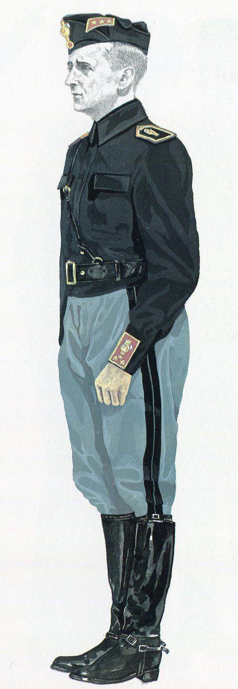 Italy 1930's , MVSN Milizia Volontaria per la Sicurezza Nazionale uniform Mod 1931 - pin by Paolo Marzioli