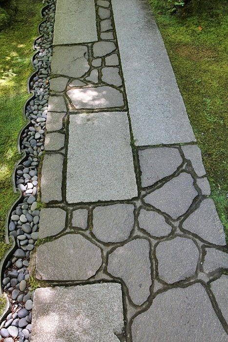 72 best crazy paving images on pinterest crazy paving for Japanese garden stones