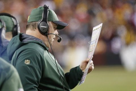Worst Coached Offense in the NFL? -- The Green Bay Packers had the worst-coached offense in the NFL in 2015, according to this estimation. That's a bold statement, so we'll pick it apart.