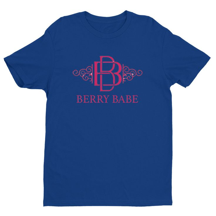 Short sleeve Men's Berry Babe t-shirt