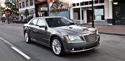 The 2012 Chrysler 300 is a major step up for Chrysler. It's a beautiful vehicle that has retro styling and modern features. They hit a home run with this one.