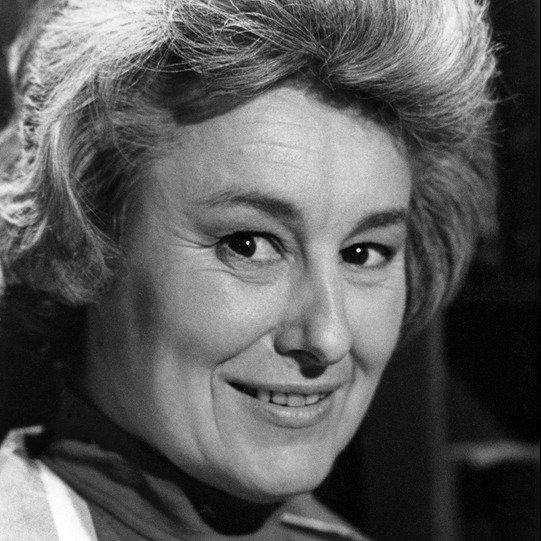 42613 Jacqueline Brookes, A Stage And Screen Actress -5732