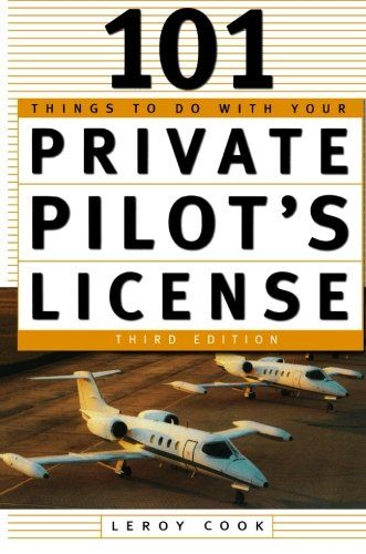 101 Things To Do With Your Private Pilot's License.   Read the rest of this entry » http://getyourpilotslicense.mytrafficbox.com/get-your-pilots-license/101-things-to-do-with-your-private-pilot-s-license/