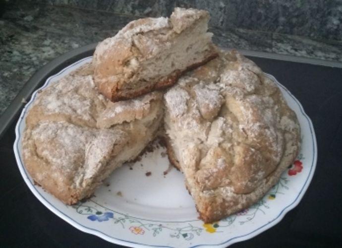 Pan de nueces con queso azul para #Mycook http://www.mycook.es/receta/pan-de-nueces-con-queso-azul