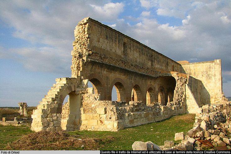 Uri, Chiesa di Nostra Signora di Paulis (resti)