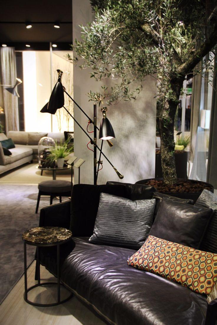 Floor suspension Lamps by DelightFULL #delightfull #uniquelamps #FloorLamps #TripodLamp #TripodFloorLamp #ModernHomeLighting #HomeLightingIdeas #BedroomLamps #DiningRoomLighting #LivingRoomLighting #KitchenLighting