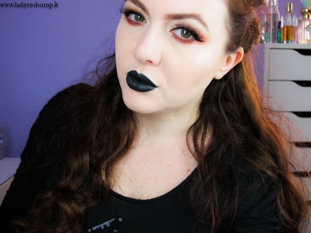 Babyredvamp Makeup: Face of The Day - LV426 (with NYX Cosmetics, Alien...