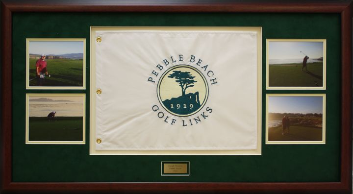 10 best Golf Memorabilia images on Pinterest | Golf flag, Art frames ...