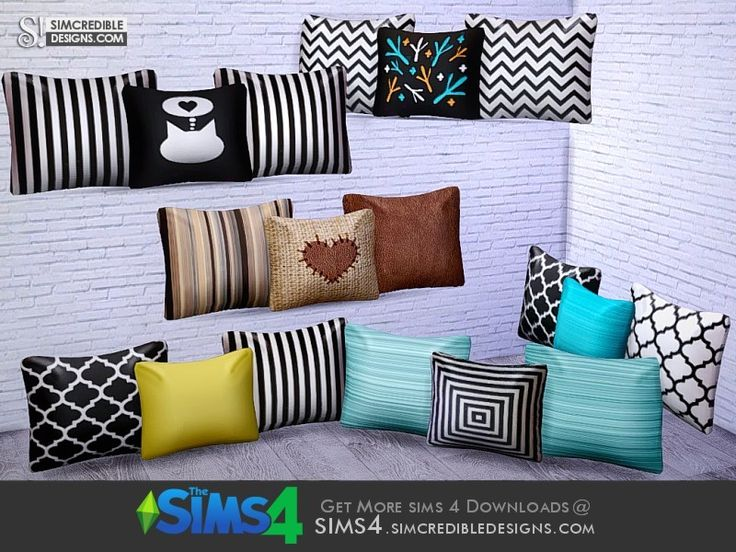S young way living cushions