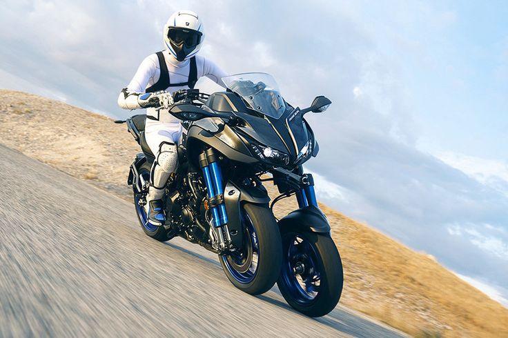 ICYMI: Yamaha Niken, una revolucionaria moto deportiva con tres ruedas y alma de MT-09