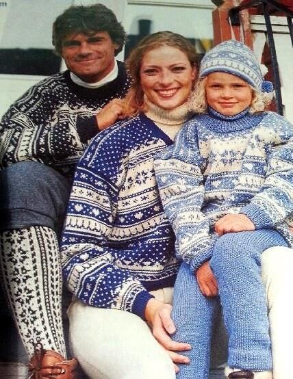 Mønster i Familien 1999