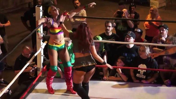 Women's Wrestling Revolution Revolutionary 07/31/2016 Full Show (720p)