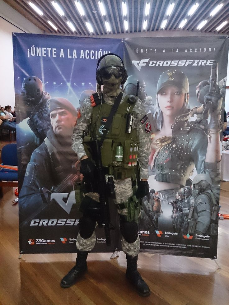 Cosplay Crossfire Blacklist Epic cosplay, Crossfire
