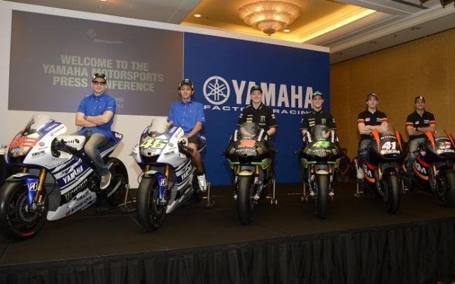 Tim Yamaha MotoGP Kenalkan Skuad Balapnya Di Malaysia - Vivaoto.com - Majalah Otomotif Online