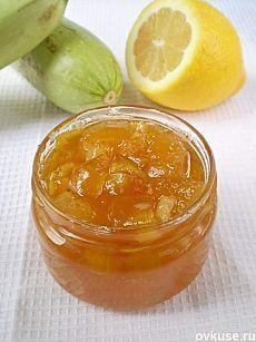 Žatvu vitamínov (výber džemov) - Jednoduché recepty Ovkuse.ru