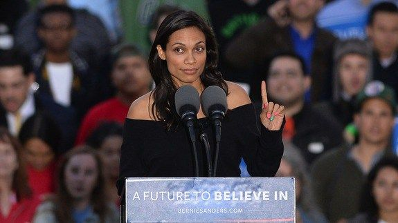 Bernie Sanders supporter Rosario Dawson says Obama should have tweeted more http://ift.tt/1pSferY  NEW YORK  Actress Rosario Dawson a Bernie Sanders supporter said Friday that some Democrats lost faith in President Barack Obama shortly after he took office leading to the losses of Democratic elected officials.  They all organized and they thought that they had their guy their one person. But within two months of him becoming president people lost faithDawson said at a Harlem town hall hosted…
