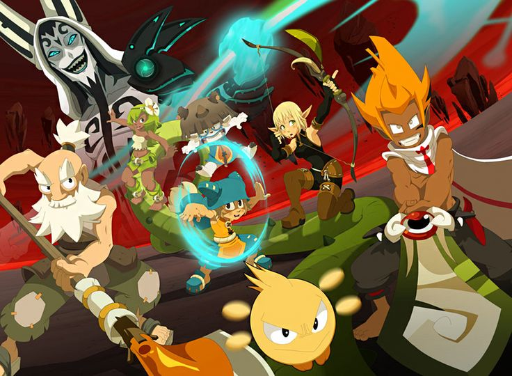 View, download, comment, and rate this 1366x1003 Wakfu Wallpaper - Wallpaper Abyss