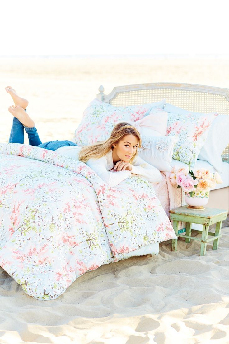 The bedding of your dreams. Find it now in all stores. #LCLaurenConrad