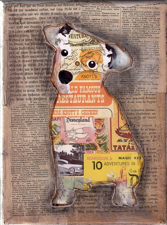 Jack Russell Collage