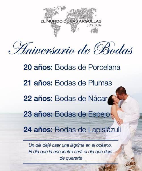 #AniversarioDeBodas De 20 A 24 Años