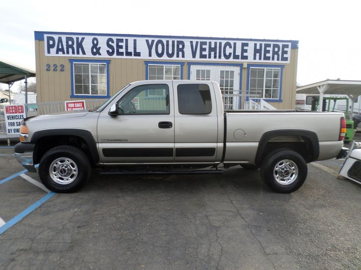 2005 GMC Sierra Professional 2500HD For Sale by Owner