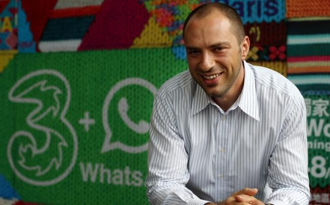 Jan Koum, co-founder of WhatsApp