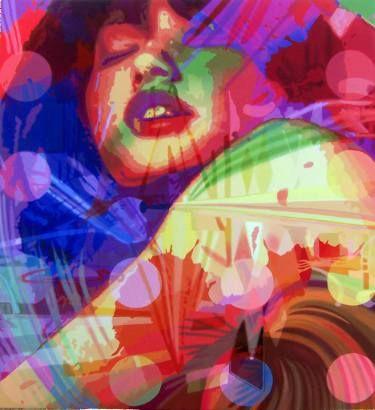 "Saatchi Art Artist Utin Rini; Painting, ""Kashmir"" #art"