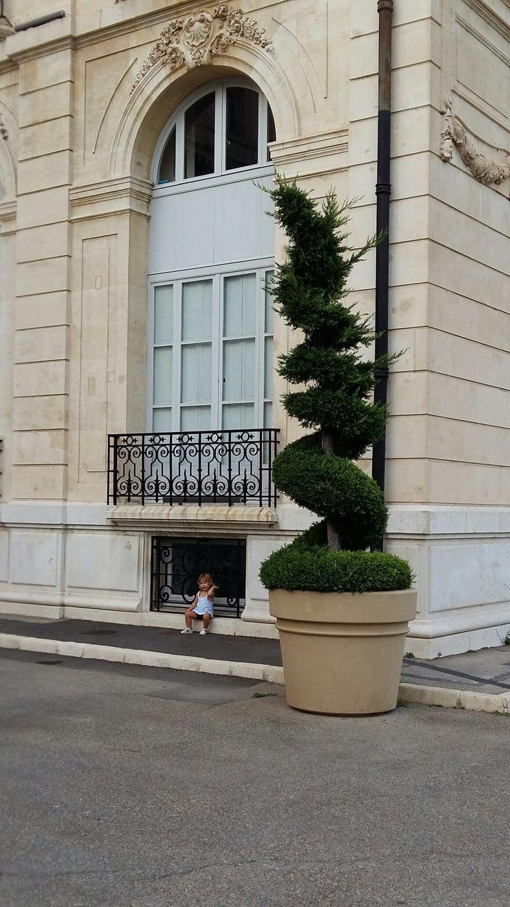 Sondagmiddag in Marseilles